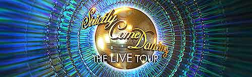 Strictly Come Dancing Live! Mobile Logo