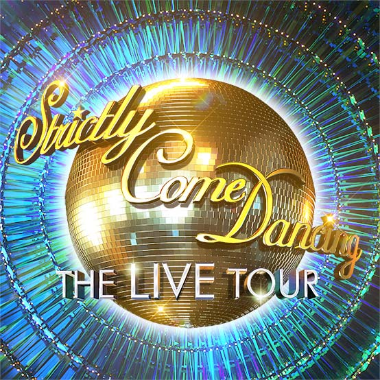 Strictly Come Dancing Live! Retina Logo