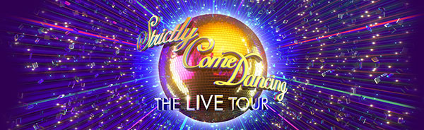 Strictly Come Dancing Live! Logo
